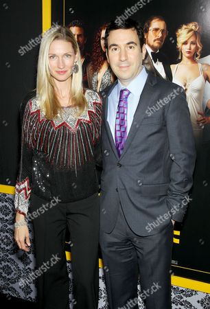 Stock Photo of Jonathan Gordon and wife