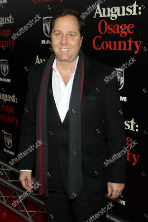 Editorial picture of 'August: Osage County' film screening, New York, America - 12 Dec 2013