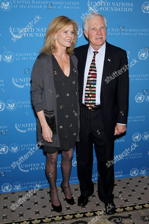 Catherine Crier, Ted Turner