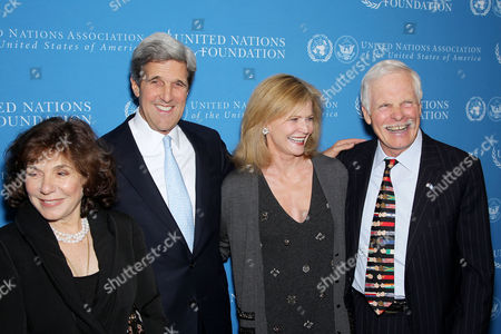 Editorial photo of Alliance to Strengthen Support for the UN Announcement, New York, America - 18 Nov 2010