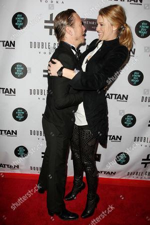 Eric Daman and Blake Lively
