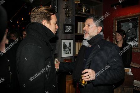 Ewan McGregor and Greg Jacobs