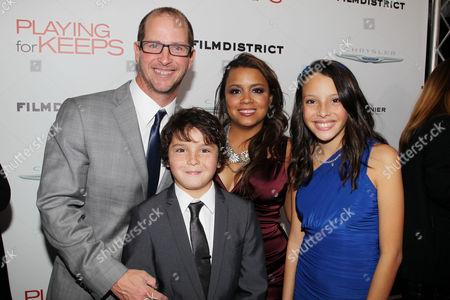 Noah Lomax and Family