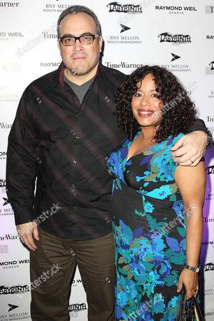 David Zayas and Liza Colon-Zayas