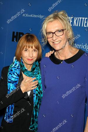 Jane Anderson (Writer/Producer), Elizabeth Strout (Author)