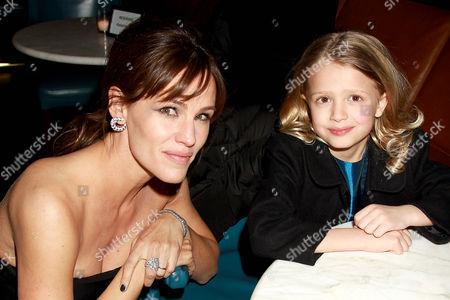 Jennifer Garner and Giselle Eisenberg