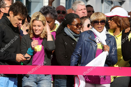 Dr. Mehmet Oz, Elizabeth Banks, Tracy Chapman, Mary J. Blige, and Gayle King