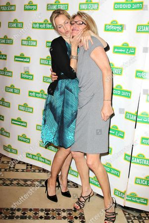 Alexandra Wentworth and Ann Leary