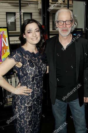 Laura Michelle Kelly, Terrence Mann