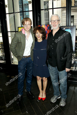 Matthew James Thomas, Andrea Martin, Terrence Mann