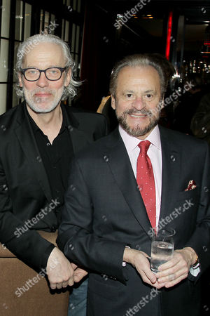 Terrence Mann, Barry Weissler