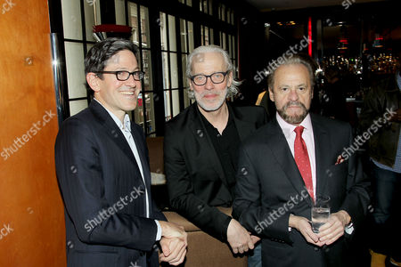 Guest, Terrence Mann, Barry Weissler