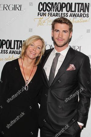 Editorial photo of Cosmopolitan Fun Fearless Awards, New York, America - 05 Mar 2012