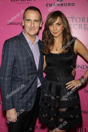 Monica Mitro with husband Nigel