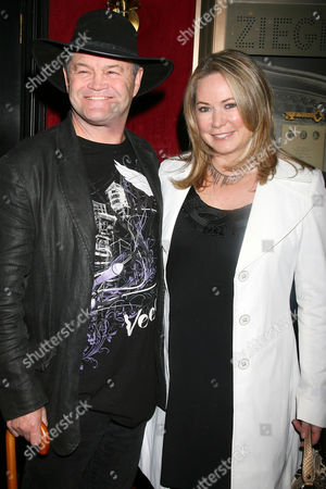 Micky Dolenz and wife Donna Quinter