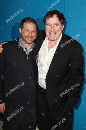Kurt Deutsch (Producer) and Richard Kind