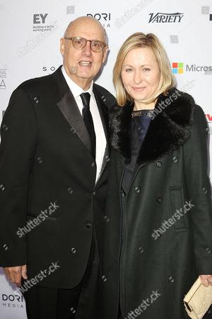 Editorial image of International Emmy Awards, Arrivals, New York, America - 25 Nov 2013