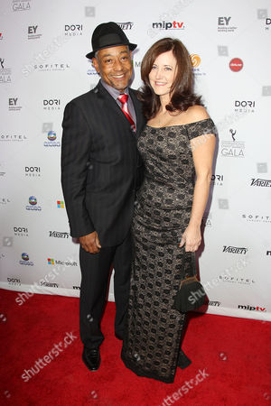 Editorial picture of International Emmy Awards, Arrivals, New York, America - 25 Nov 2013