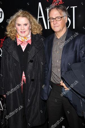 Celia Weston and Mitchell Lichtenstein