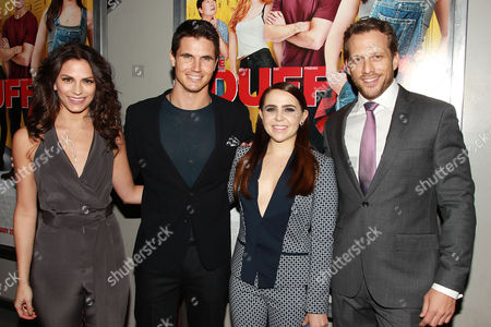 Editorial image of 'The Duff' TV show special red carpet screening with designer Sherri Hill, New York, America - 18 Feb 2015