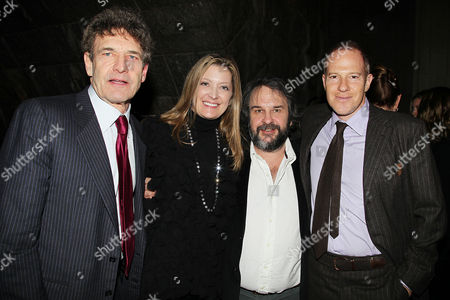 Editorial picture of 'The Hobbit: An Unexpected Journey' film premiere After Party, New York, America - 06 Dec 2012