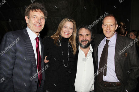 Editorial photo of 'The Hobbit: An Unexpected Journey' film premiere After Party, New York, America - 06 Dec 2012