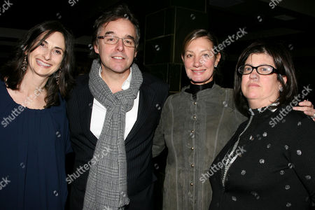 Carla Hacken, Chris Columbus, Elizabeth Gabler and Karen Rosenfelt