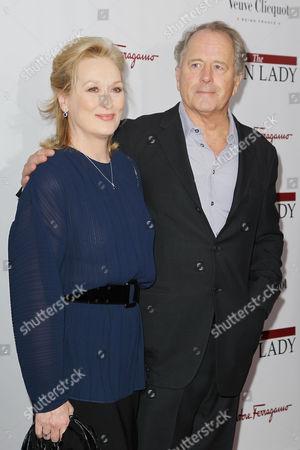 Meryl Streep and John Gummer