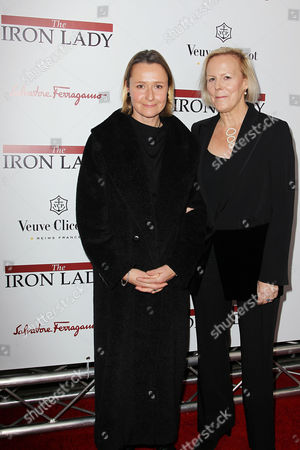 Sarah Cooke and Phyllida Lloyd (Director)