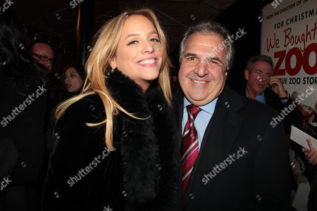 Jim Gianopulos (CEO FFE) and Julie Yorn (Producer)