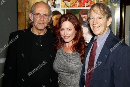 Editorial image of 'Excuse Me For Living' special film screening, New York, America - 09 Oct 2012