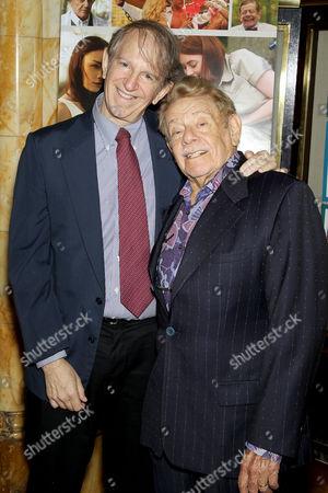 Ric Klass and Jerry Stiller