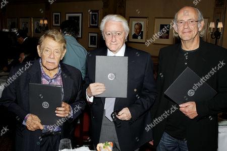 Jerry Stiller, Robert Vaughn and Christopher Lloyd