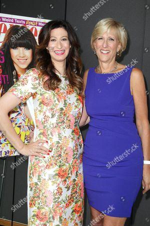 Editorial photo of Seventeen Magazine 'Pretty Amazing' contest final, New York, America - 27 Jun 2013