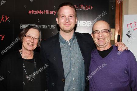 Matt Wolf with Parents