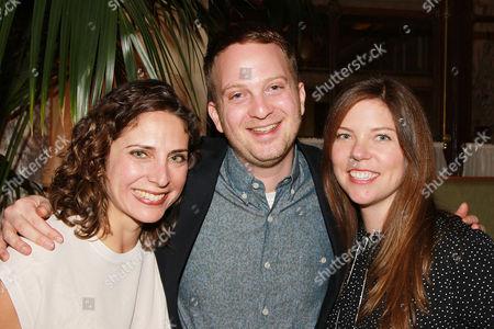 Stacey Reiss, Matt Wolf, Ericka Naegle