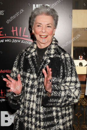 Editorial image of 'It's Me, Hilary - The Man Who Drew Eloise' film screening, New York, America - 16 Mar 2015