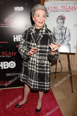 Editorial photo of 'It's Me, Hilary - The Man Who Drew Eloise' film screening, New York, America - 16 Mar 2015