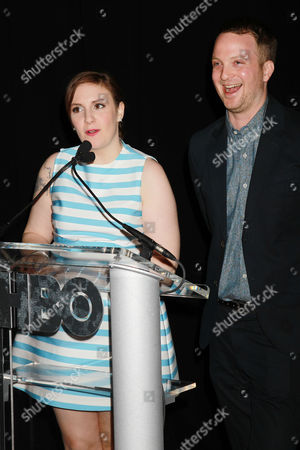 Lena Dunham (Executive Producer) and Matt Wolf (Director)