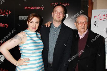 Lena Dunham (Executive Producer), Matt Wolf (Director), Hilary Knight