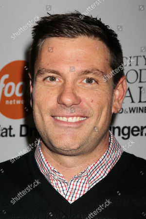 Stock Image of Chuck Hughes