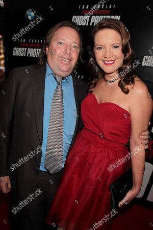 Richard Gelfond and Peggy Gelfond