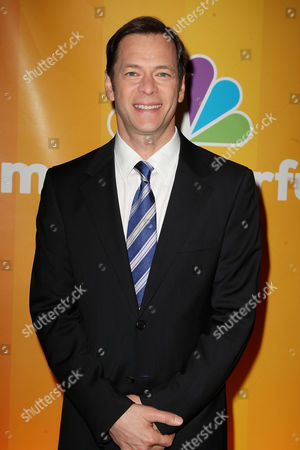 Editorial picture of NBC Upfront Presentation, New York, America - 17 May 2010