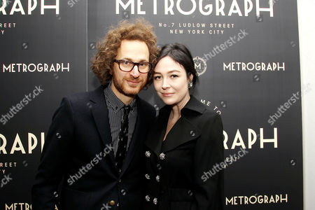 Stock Picture of Alex Olch, Tarajia Morrell