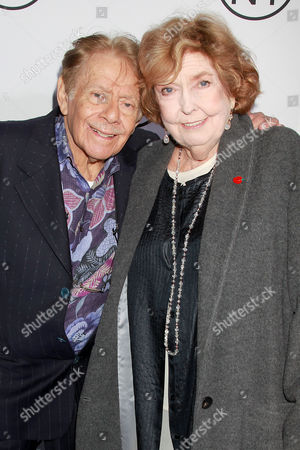 Stock Picture of Jerry Stiller and Anne Meara