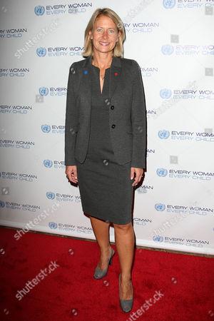 Jasmine Whitbread (CEO; Save the Children Intl.)