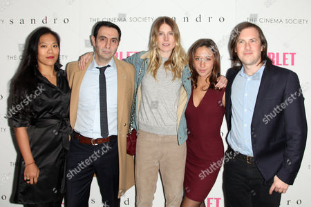Editorial picture of 'Starlet' film screening, New York, America - 02 Nov 2012