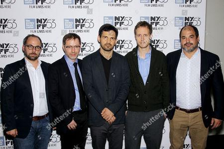 Gabor Sipos (Producer), Amitai Kedar, Geza Rohrig, Laszlo Nemes, Gabor Rajna (Producer)