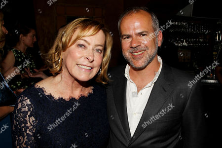Nancy Utley and Jeremy Dawson