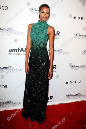 Editorial photo of 4th Annual amfAR Inspiration Gala, New York, America - 13 Jun 2013